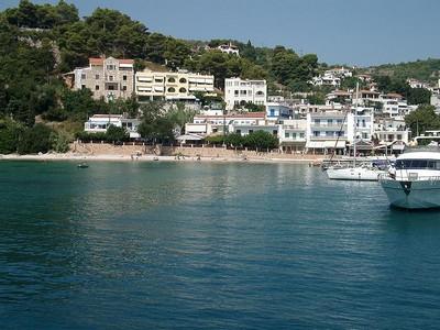 Alonissos, isola della Grecia