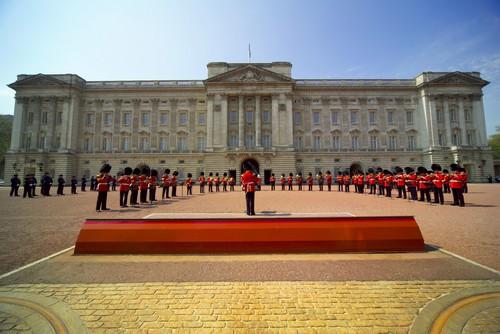 Buckingham Palace, Londra ©VisitBritain/ Pawel Libera