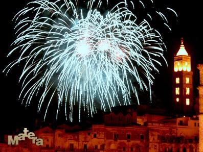 Festa della Bruna ©Foto Comune di Matera