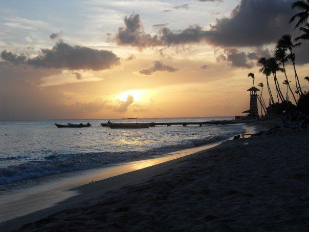 I tramonti che ho visto a Bayahibe mi hanno lasciato una nota di pace che ancora riesco a percepire se chiudo gli occhi :)
