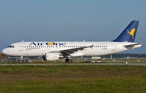 Air One: tanti nuovi voli da e per Palermo