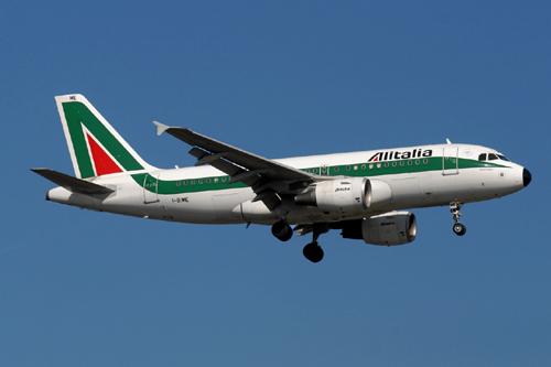 Alitalia volerà su Salerno