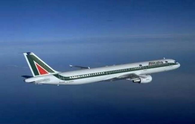 Alitalia: via ai voli Pisa - Mosca