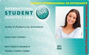 Carta Internazionale dello Studente ISIC CTS