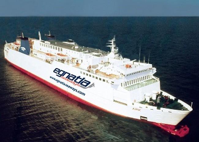 Traghetto Egnatia Seaways