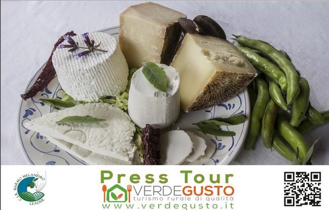 Press Tour VerdeGusto