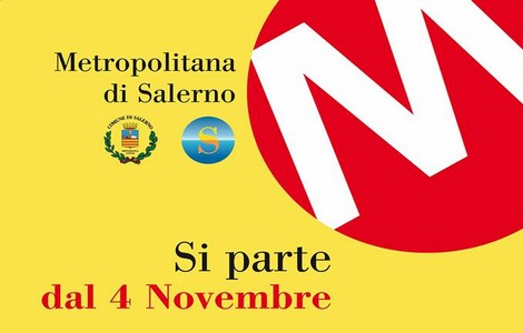 Metropolitana a Salerno: novità