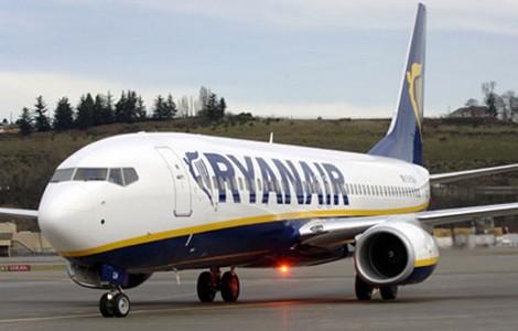 Ryanair, nuovi voli low cost da Cuneo