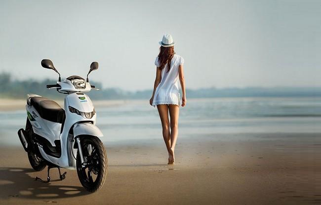 Noleggio scooter Europcar