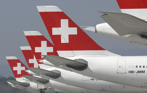 Swiss: più voli tra Bari e Zurigo