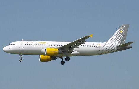 Vueling: nuovi voli per Barcellona da Catania