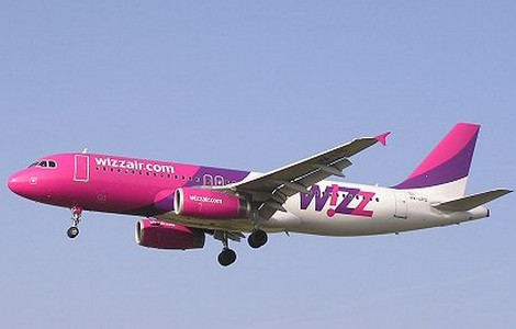 Wizz Air: nuovi voli low cost per l'Ucraina