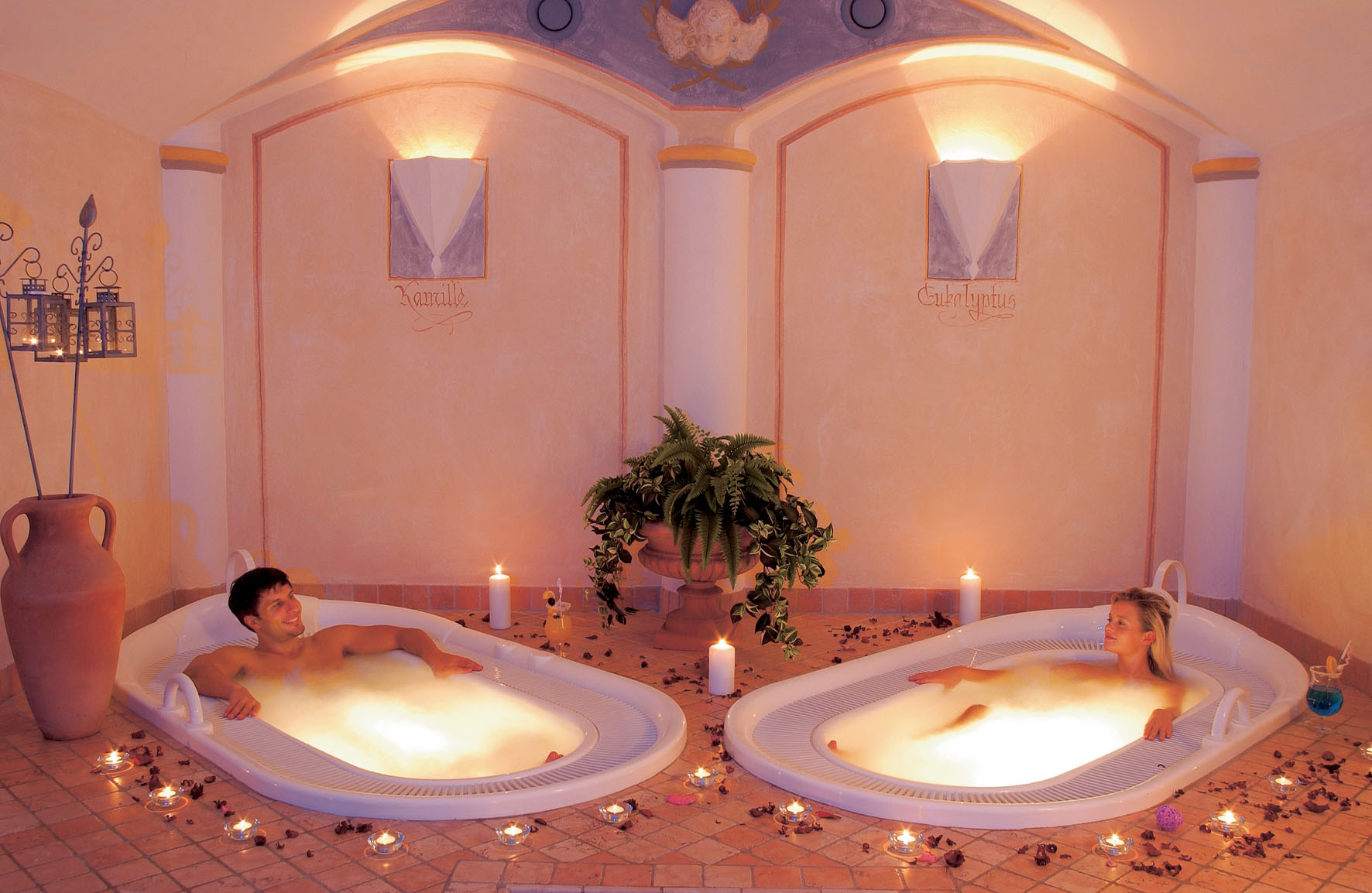 Weekend romantico due cuori e una spa fulltravel
