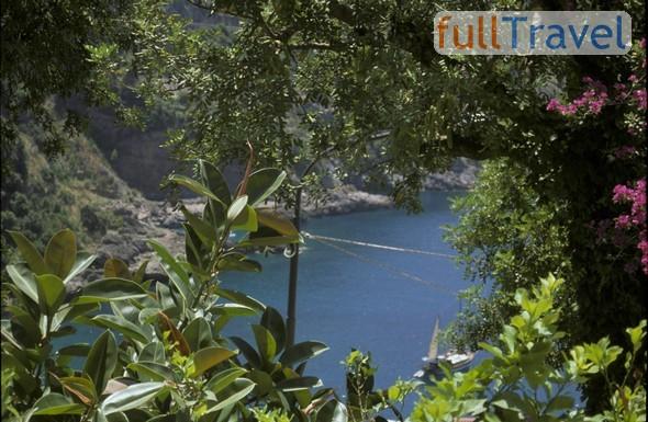 Romantik Hotel Villa Cheta Elite - Vista dal giardino