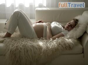 Viaggiare in gravidanza - Carinzia