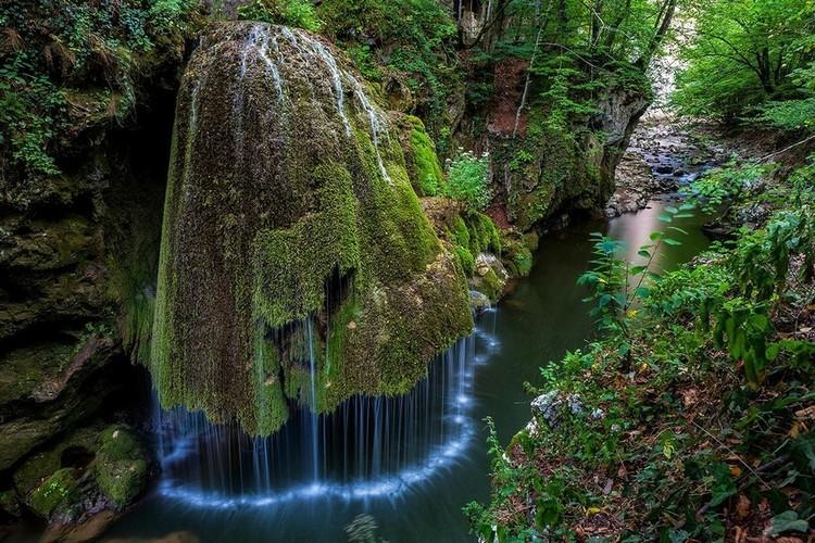 Cascata Bigar ©Foto Adam Rifkin - Flickr