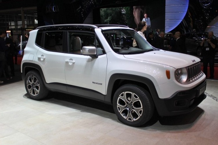 In viaggio con Jeep Renegade