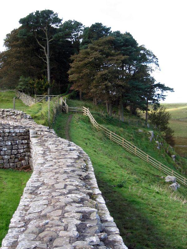 Muro di Adriano