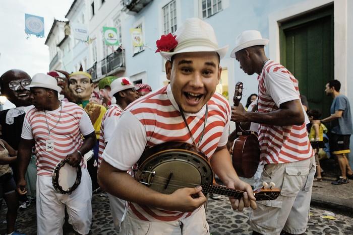 Carnevale di Salvador de Bahia
