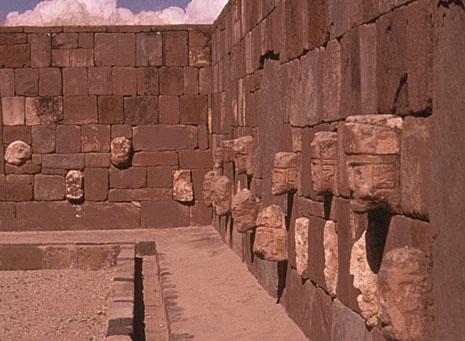Muro di Kalasasaya