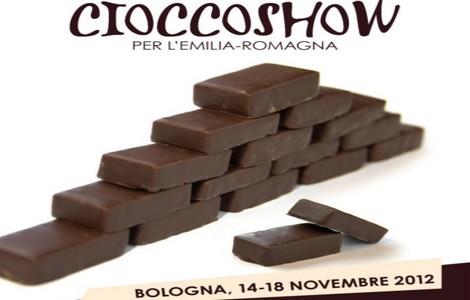Cioccoshow 2012 Bologna, locandina