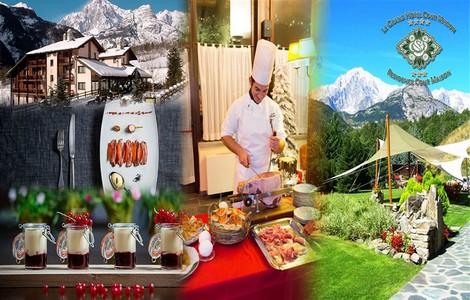 Corsi di cucina a Le Grand Hotel & Residence Courmaison