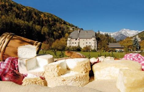 Formaggi in mostra in Alto Adige ©kaesefestival.com