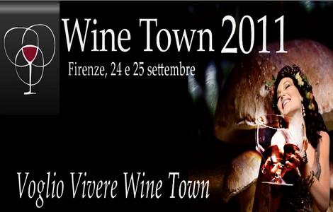 Wine Town Firenze 2011