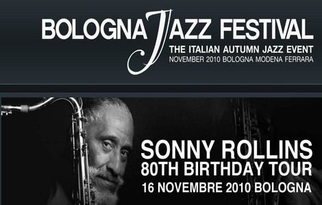 Bologna Jazz Festival 2010