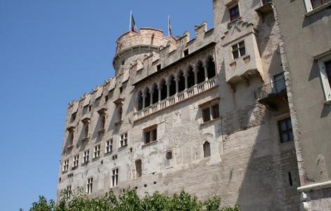 Castello del Buonconsiglio, Trento ©foto Giorces