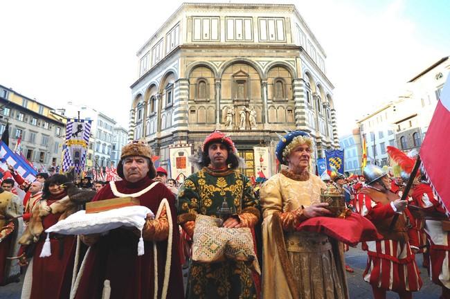 Cavalcata dei Magi, courtesy Opera foto Marco Mori