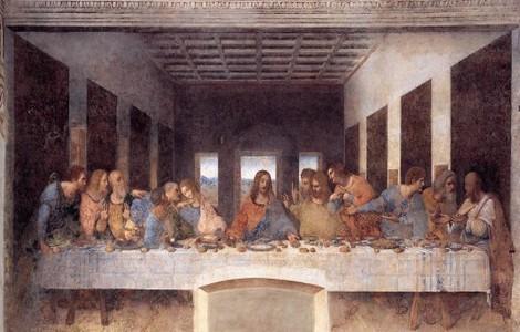 Ultima Cena, Leonardo: al Cenacolo Vinciano a Milano