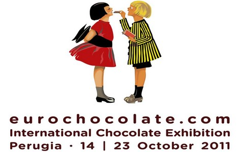 Eurochocolate 2011 a Perugia al via