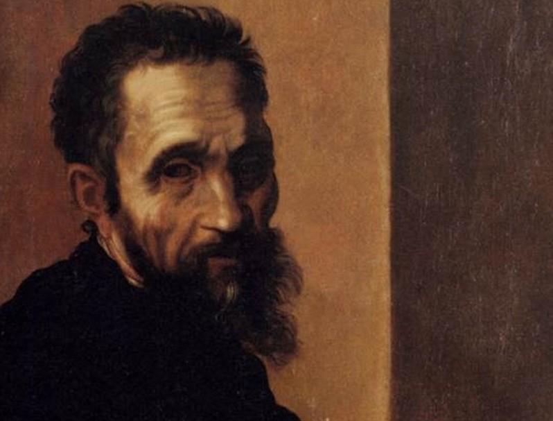 Jacopino del Conte: Ritratto di Michelangelo