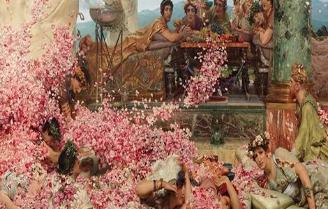 Mostra Alma Tadema al Chiostro del Bramante a Roma