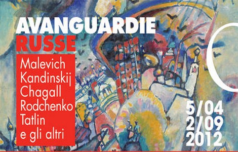 "Mostra ""Avanguardie Russe"" a Roma"