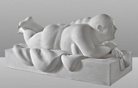 I gessi di Botero in mostra ad Assisi
