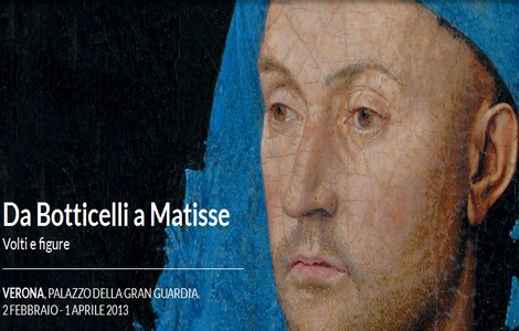 """Mostra """"Da Botticelli a Matisse"""" a Verona"""