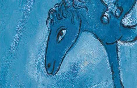 Mostra Chagall a Verona: Il mondo sottosopra