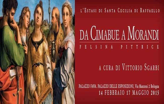 """Mostra """"Da Cimabue a Morandi"""""""