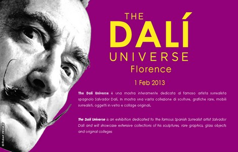 "Mostra ""The Dalí Universe Florence"""
