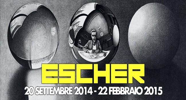 Mostra Escher a Roma