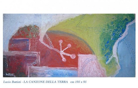 """Mostra Lucio Battisti a Roma: """"La canzone della Terra"""""""
