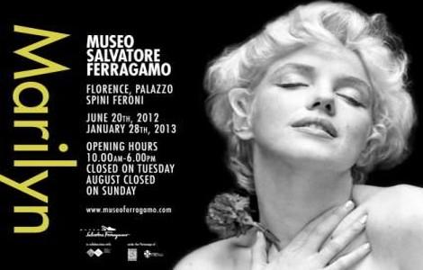 Mostra Marilyn Monroe a Firenze