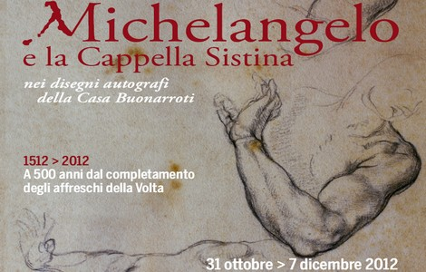 Mostra sui disegni di Michelangelo per la Cappella Sistina