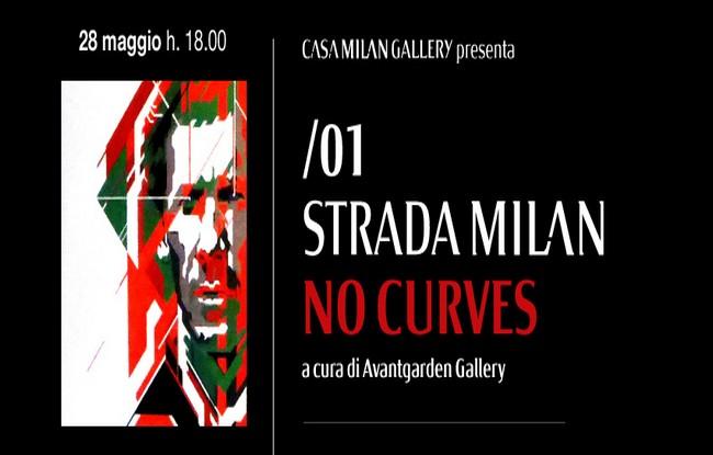 """Mostra Milan """"No Curves"""""""