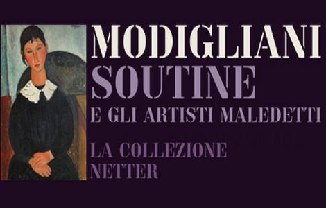 """Mostra """"Modigliani, Soutine e gli artisti maledetti"""" a Roma"""