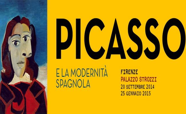 Mostra di Picasso a Palazzo Strozzi, Firenze