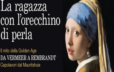 Mostra La ragazza con l'orecchino di perla a Bologna