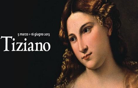 Mostra di Tiziano a Roma alle Scuderie del Quirinale